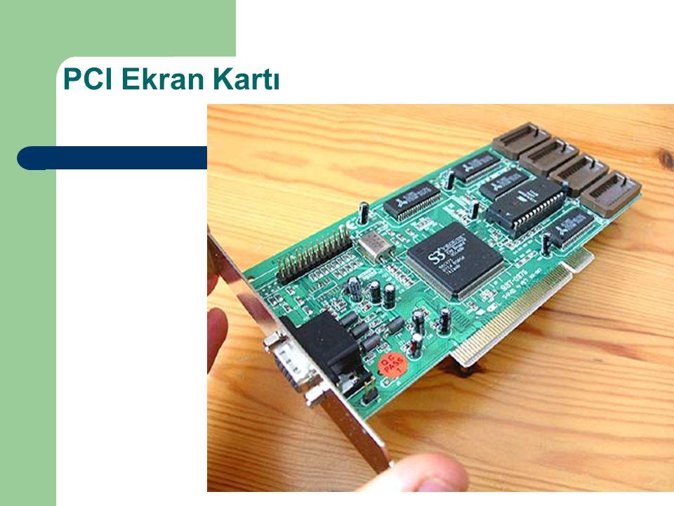 PCI Ekran Kartı
