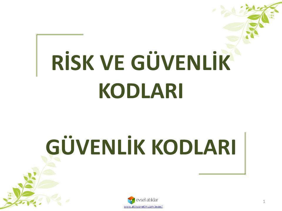 12 KAYNAKLAR Özlem ÖZKILIÇ (Mart, 2005), Çalışma ve Sosyal Güvenlik Bakanlığı İş Teftiş Kurulu İstanbul Grup Başkanlığı Kimya Yük.