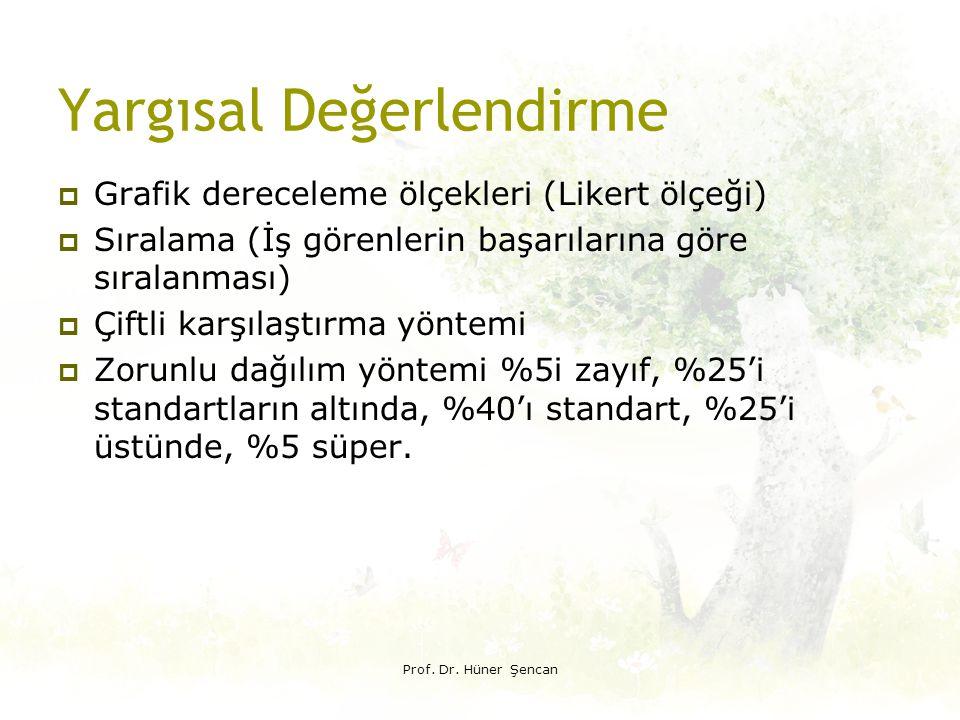 Zorunlu dağılım yöntemi Prof. Dr. Hüner Şencan