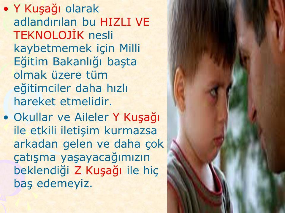 Türkiye Eğitim Sisteminin Öncelikleri 1-Bilgiyi, İrfan ve hikmete dönüştürmek 2-Değişmek/Sivilleşmek /Güncelleşmek 3-İvedi projeler Şiddet /Çeteleşmek Uyuşturucu Cinsel taciz ve istismar Çevre bozulması/kirliliği Tüketim çılgınlığı(kantin)