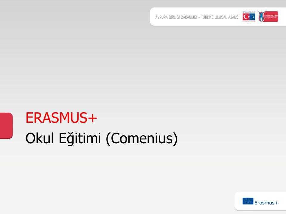 ERASMUS+ Okul Eğitimi (Comenius)
