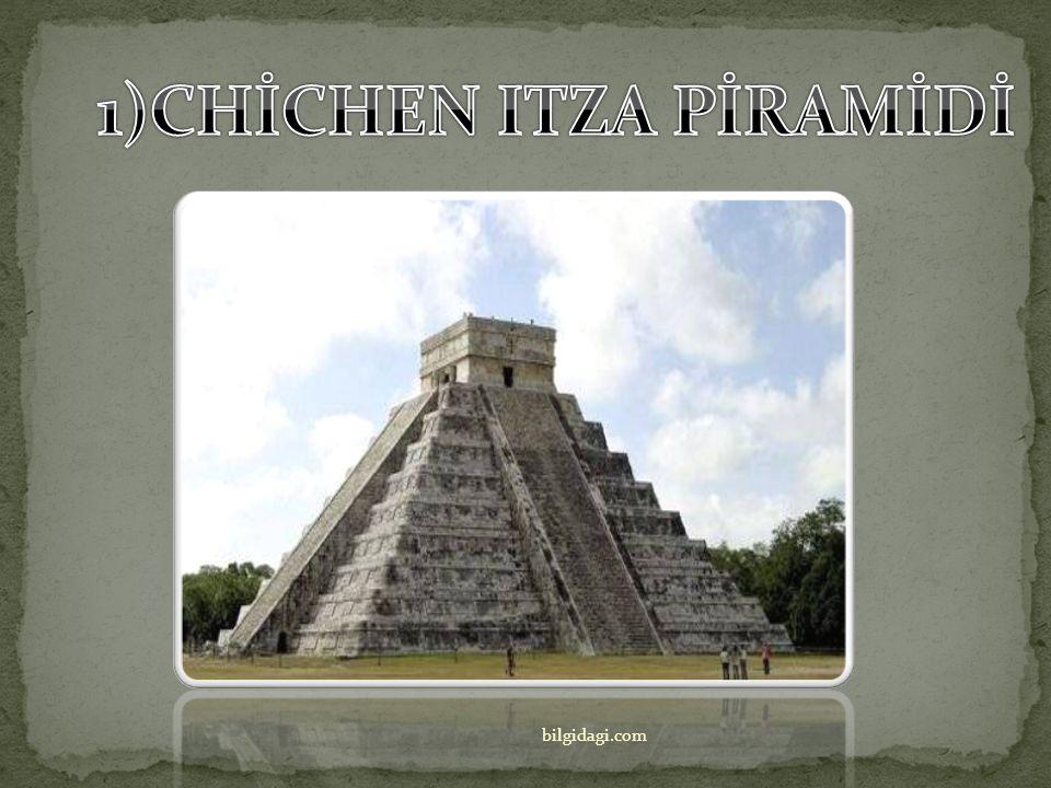 DÜNYANIN YEDİ HARİKASI DÜNYANIN YEDİ HARİKASI chicken ıtza piramidi Kolezyum petra antik kenti machu picchu taç mahal isa heykeli çin seddi DÜNYANIN E
