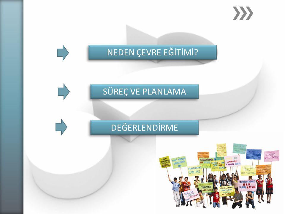 Kriter 2: Kriter 2: Sezon süresince farklı kategorilerde en az beş çevre bilinçlendirme etkinliği gerçekleştirilmelidir.