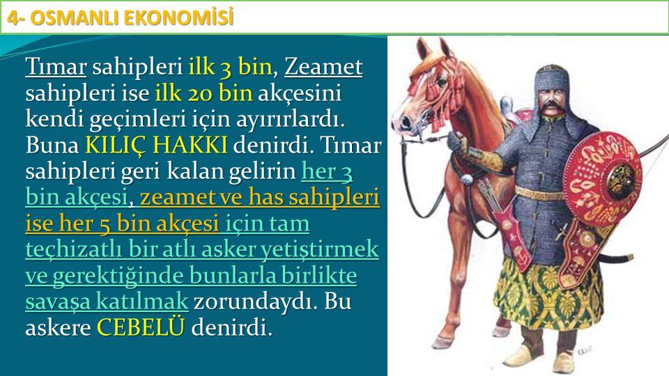 Osmanlı ekonomisinin bozulmasında dış gelişmelerde etkili olmuştur.