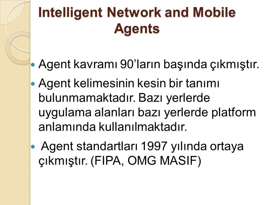 Target Flexible Telecom Middleware
