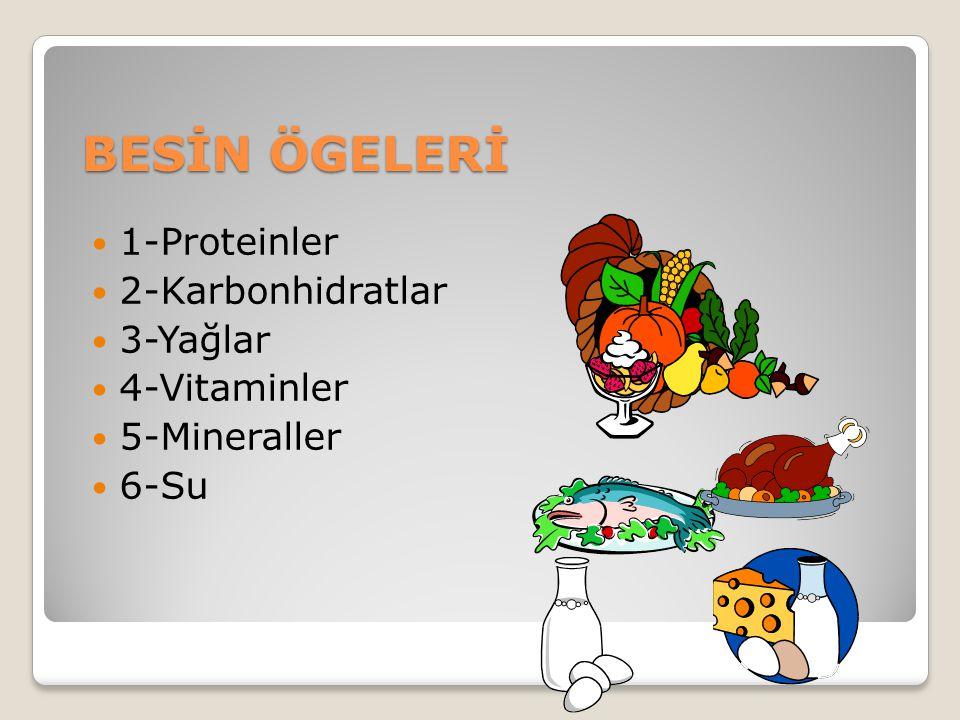 2.GRUP: Et,tavuk,balık,yumurta,kurubaklagiller Sığır,koyun,kümes hayvanları,av hayvanları,balıklar,kuru baklagiller,fındık, fıstık ve ceviz.