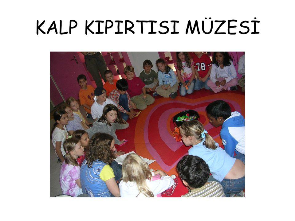 KALP KIPIRTISI MÜZESİ