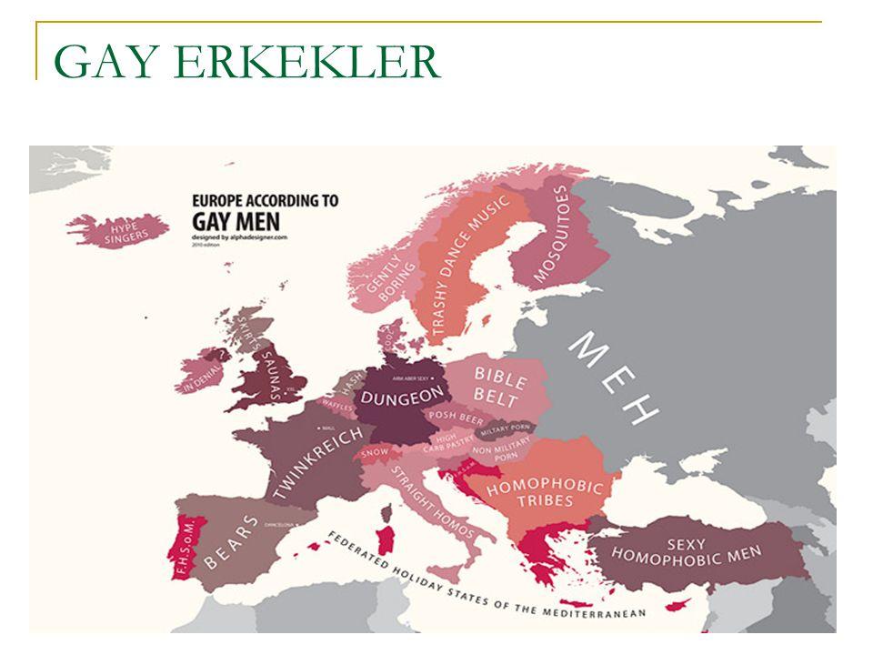 GAY ERKEKLER
