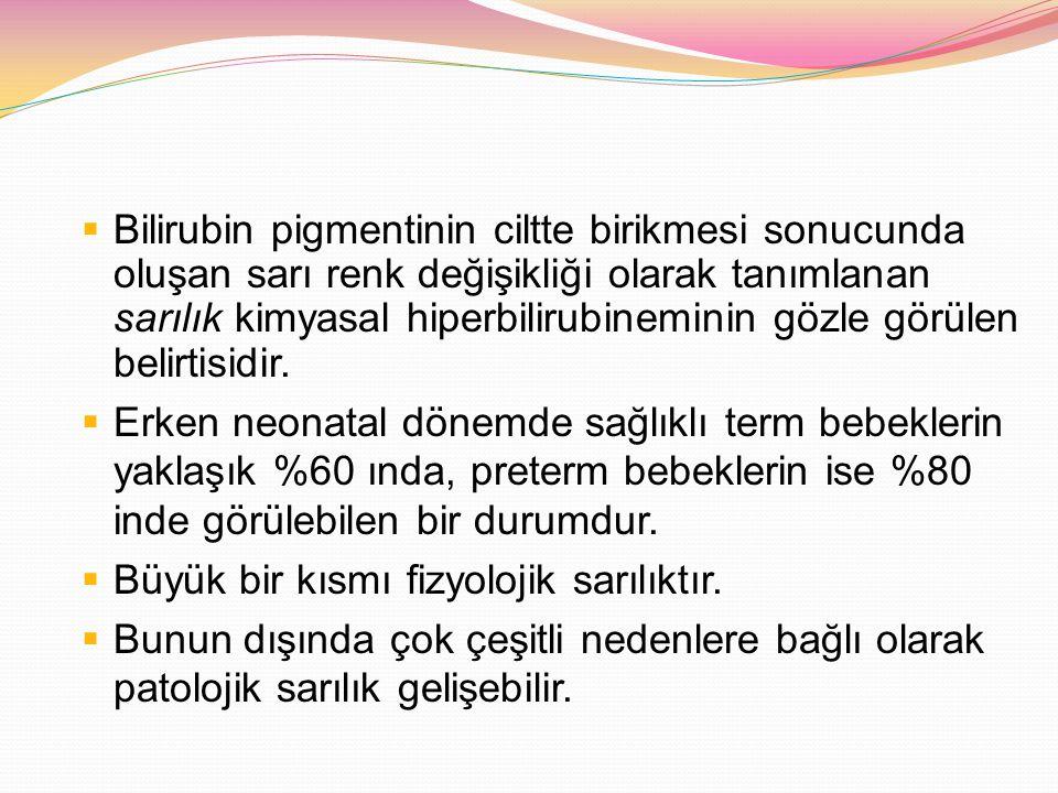  Faz-I: Term yenidoğanların çoğunda 3.