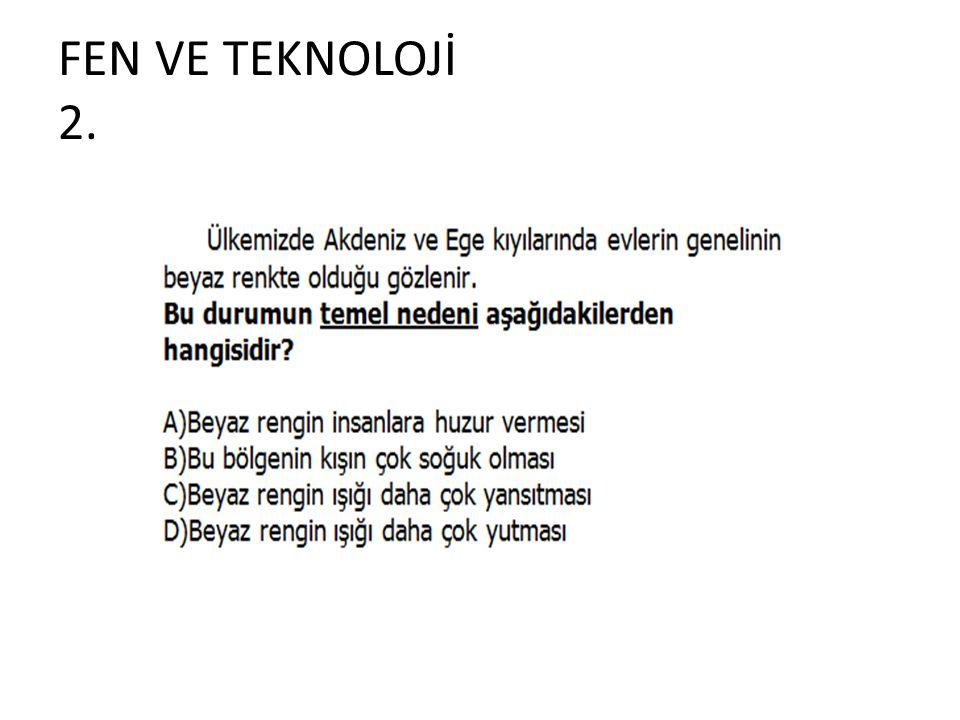MATEMATİK 7.
