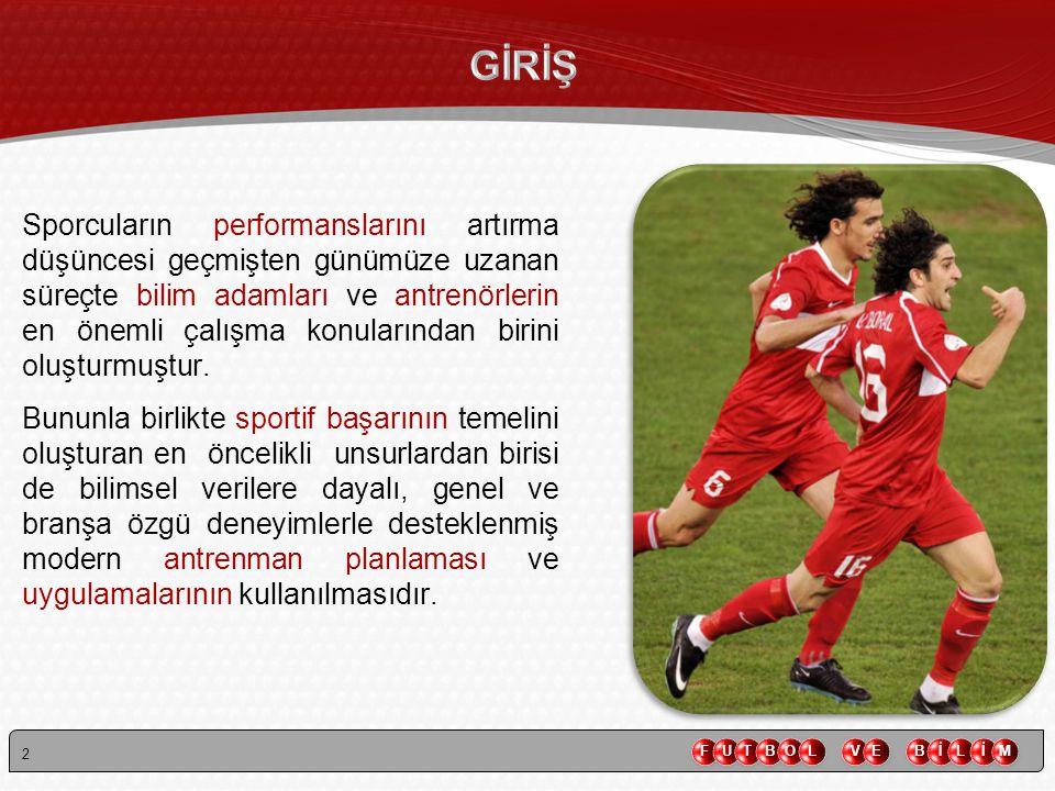 Giriş Isınma ve Streching (20 dk) Futbola Özgü Sürat ve Şut Çalışması (20 dk) 4 grup halinde çalışma.