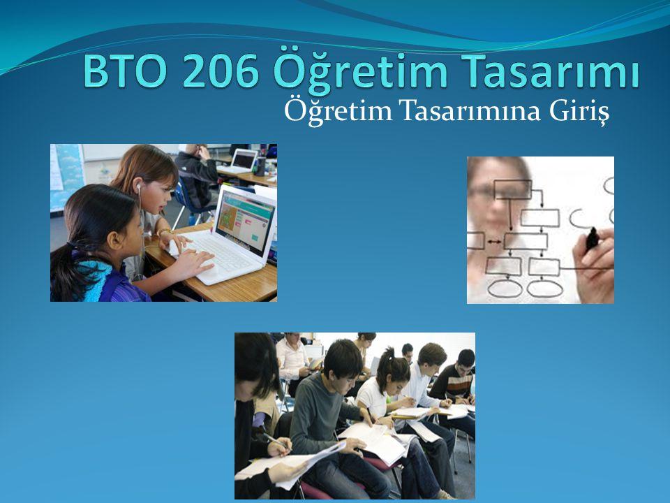 Öğretim Teknolojisi Peki «Öğretim teknolojisi» nedir.