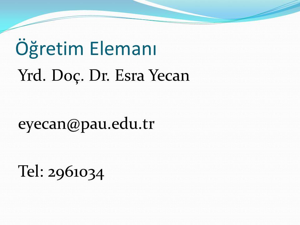 Dersi Takip İçin eds.pau.edu.tr adresini her gün kontrol ediniz.