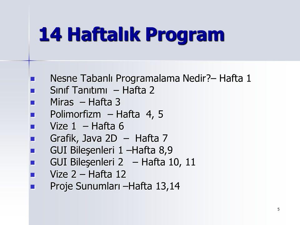 6 Önemli Notlar Ders ile alakalı tüm bilgiler www.fatih.edu.tr/~zsevkli/BTP218 sayfasında yer alacak.