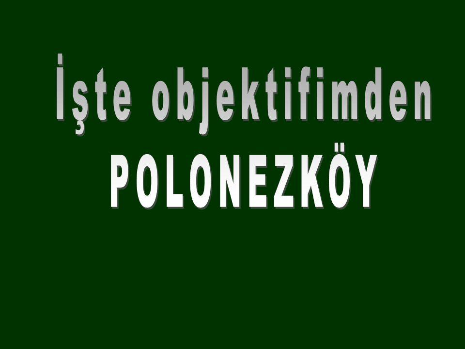 Polonezköy - Adampol... Bir taşra atmosferinde yemek yemek, trafik kargaşasından uzak bir yürüyüş yapmak istiyorsanız, İstanbul Beykoz ilçesinin bu şi