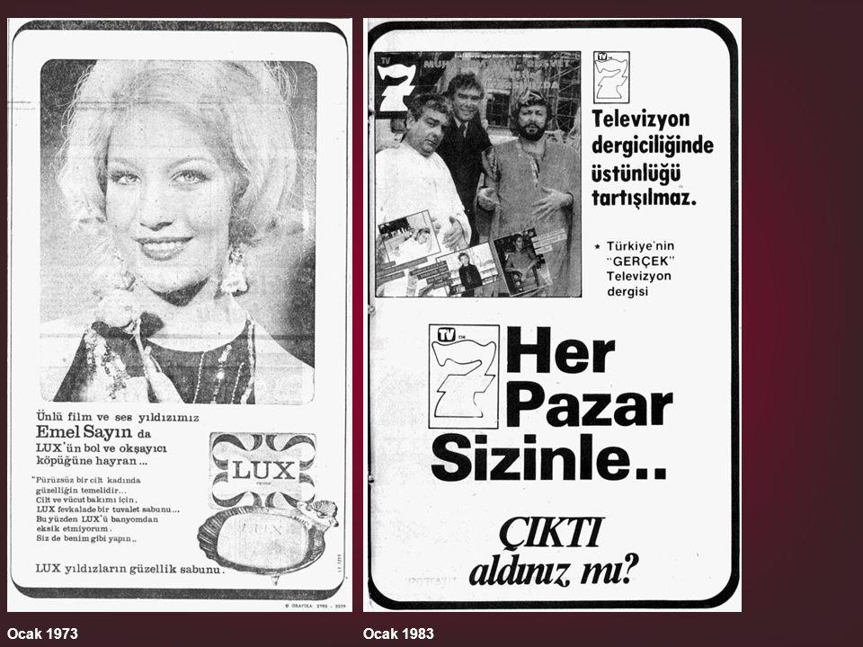 Ocak 1973Ocak 1983