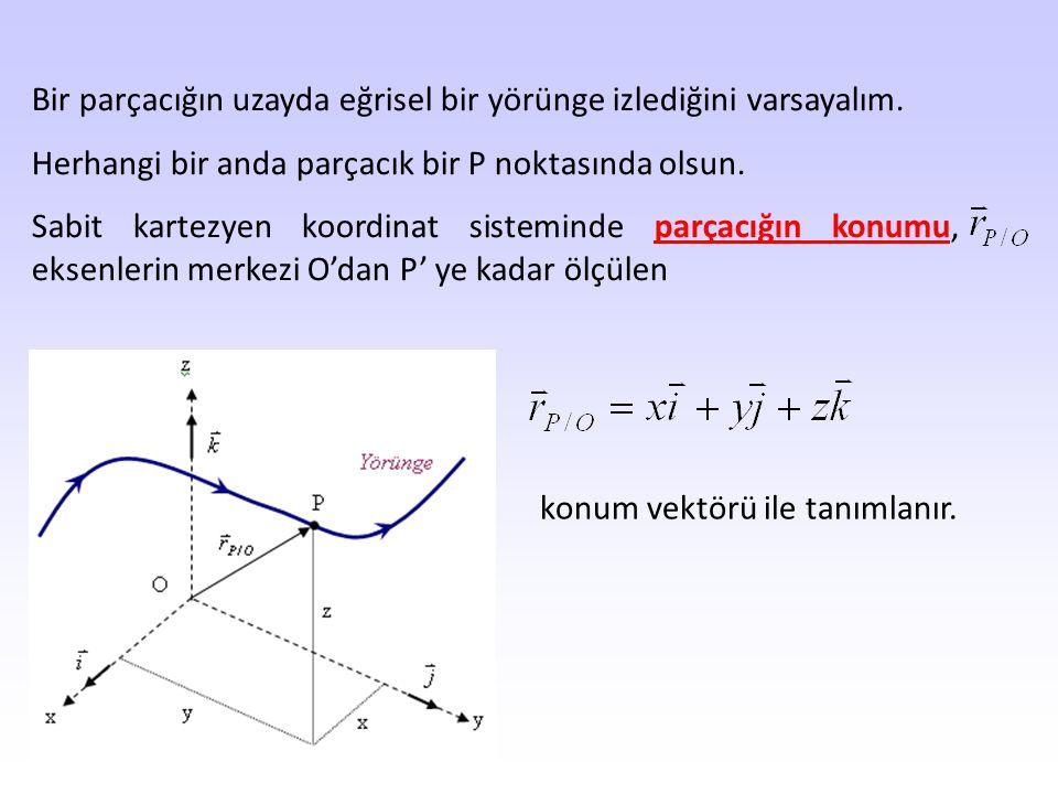 Eğer bir cismin konum, hız ve ivmesi yalnızca x bileşeni ile tanımlanabiliyorsa, y ve z bileşenleri sıfırsa, buna doğrusal hareket (rectilinear motion) adı verilir.