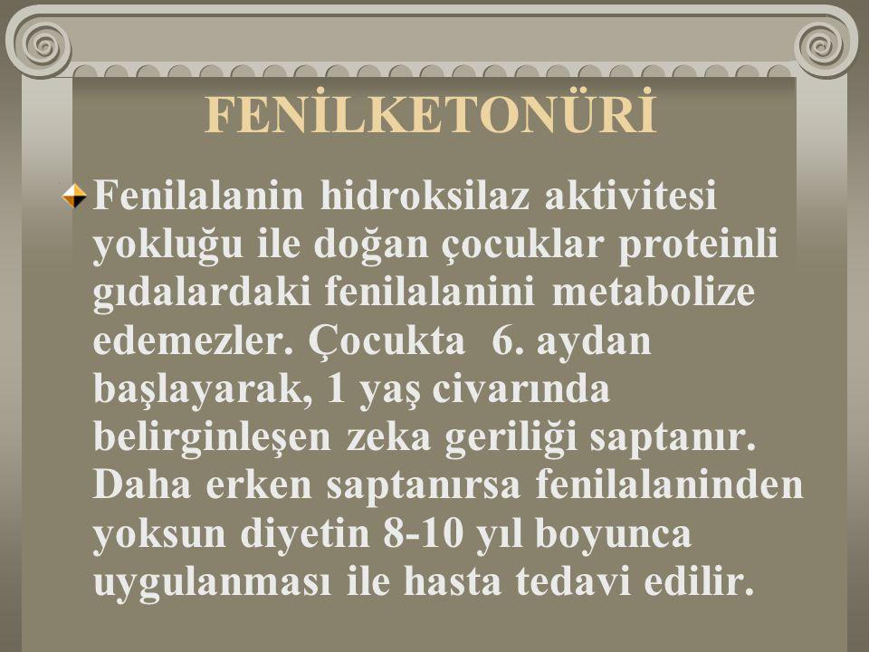Türkiye'de 3000 yenidoğandan birinde görülür.
