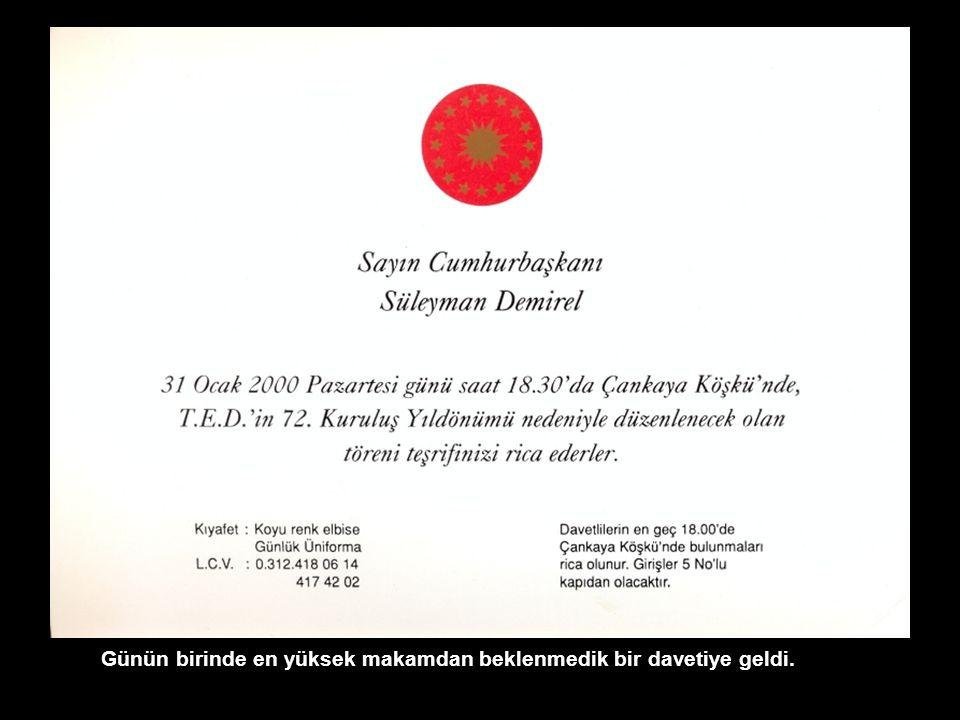 Kolej'in İstanbullu kız kardeşinin dünyaya gelmesi ve bunu gerçekleştiren ekibin içinde bulunup, çorbaya bir tutam tuz atabilmiş olmak, kubbede kalacak hoş bir sedaydı onun için…