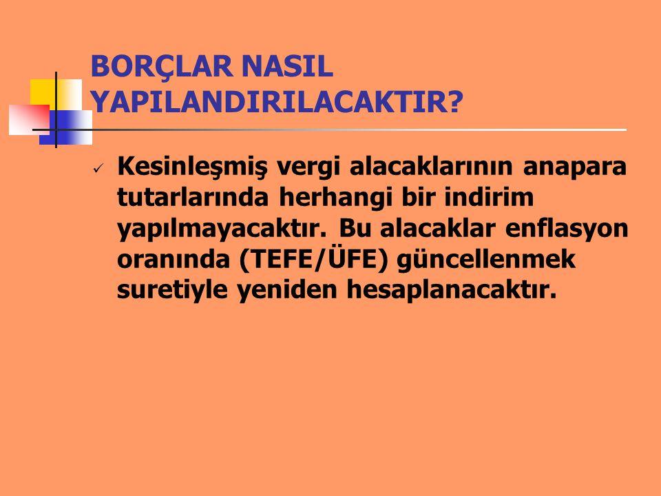 TEFE / ÜFE Aylık Değişim Oranları; Türkiye İstatistik Kurumunun her ay için belirlediği 31/12/2004 tarihine kadar Toptan Eşya Fiyat Endeksi (TEFE), aylık değişim oranları 01/01/2005 tarihinden itibaren Üretici Fiyatları Endeksi (ÜFE) geçerli olacaktır.