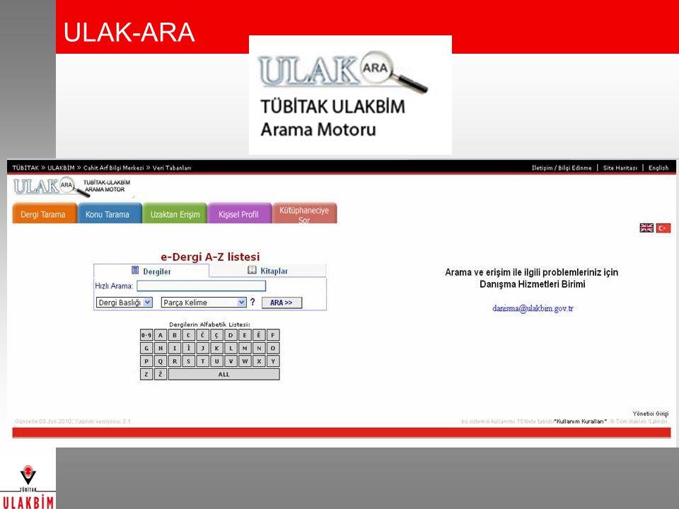 ULAK-ARA