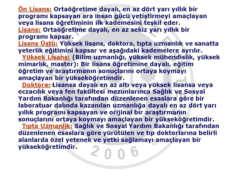 Türk Ceza Kanunun İkinci Kitabının Birinci Babında yer alan Devletin şahsiyetine karşı işlenen cürümler sebebiyle hüküm giyenler yükseköğretim kurumlarına giremezler.