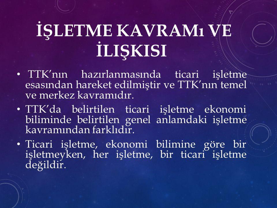 REHIN İLIŞKISININ TARAFLARı TİRK md.