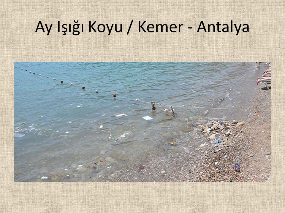 Ay Işığı Koyu / Kemer - Antalya