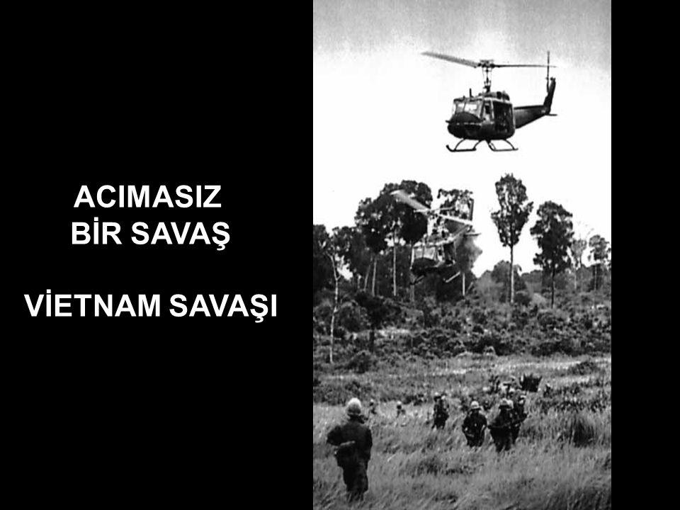 Mart 1965.Kamboçya sınırına yakın kuzey batı Saygon.