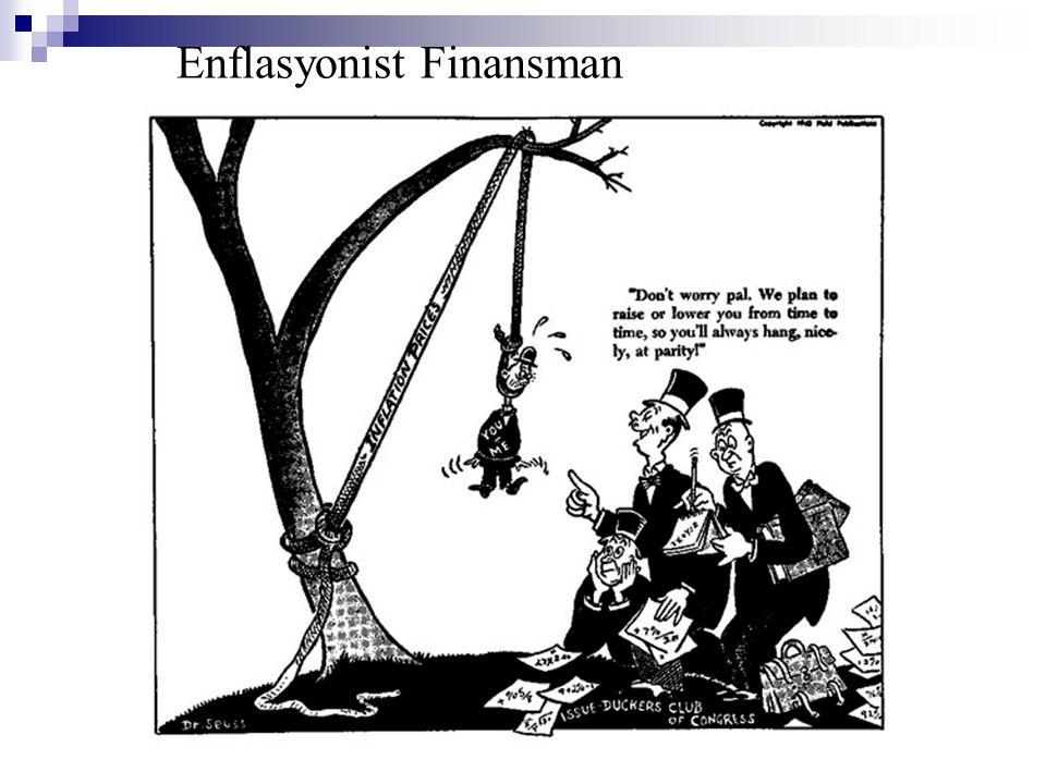 Enflasyonist Finansman