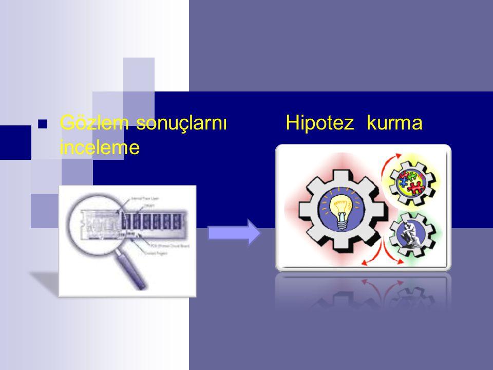 *Bu yaklaşım, Öğrencilerin bilimsel süreç becerilerini etkili geliştirir.