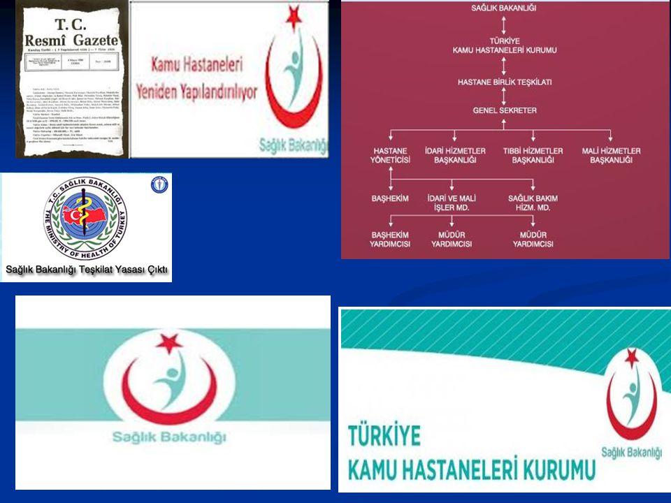 Karar Sayısı: KHK/663 2 Kasım 2011 - 28103 (Mükerrer) Sağlık Bakanlığı ile bağlı kuruluşlarının yeniden yapılandırılması; 6/4/2011 tarihli ve 6223 sayılı Kanunun verdiği yetkiye dayanılarak, Bakanlar Kurulu'nca 11/10/2011 tarihinde kararlaştırılmıştır.