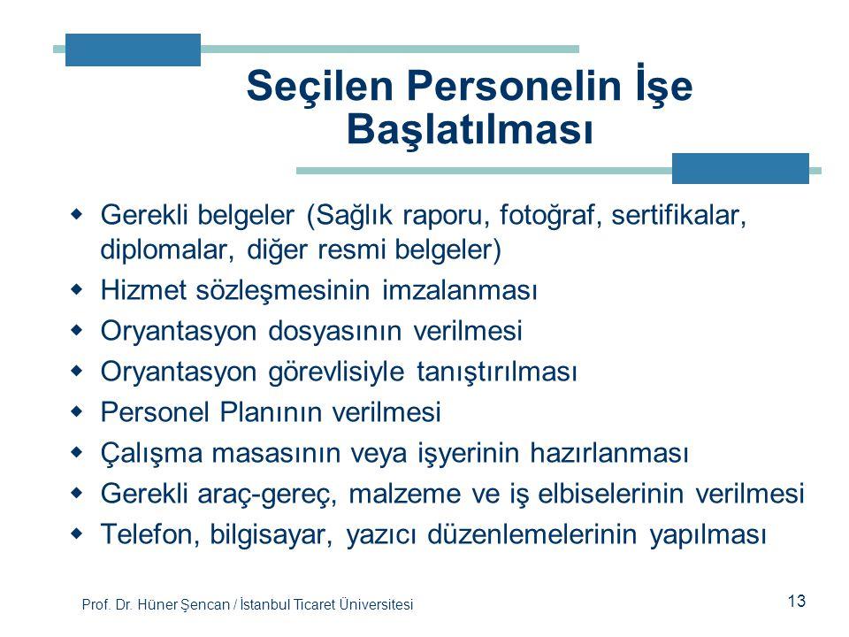 Prof. Dr. Hüner Şencan / İstanbul Ticaret Üniversitesi  Gerekli belgeler (Sağlık raporu, fotoğraf, sertifikalar, diplomalar, diğer resmi belgeler) 
