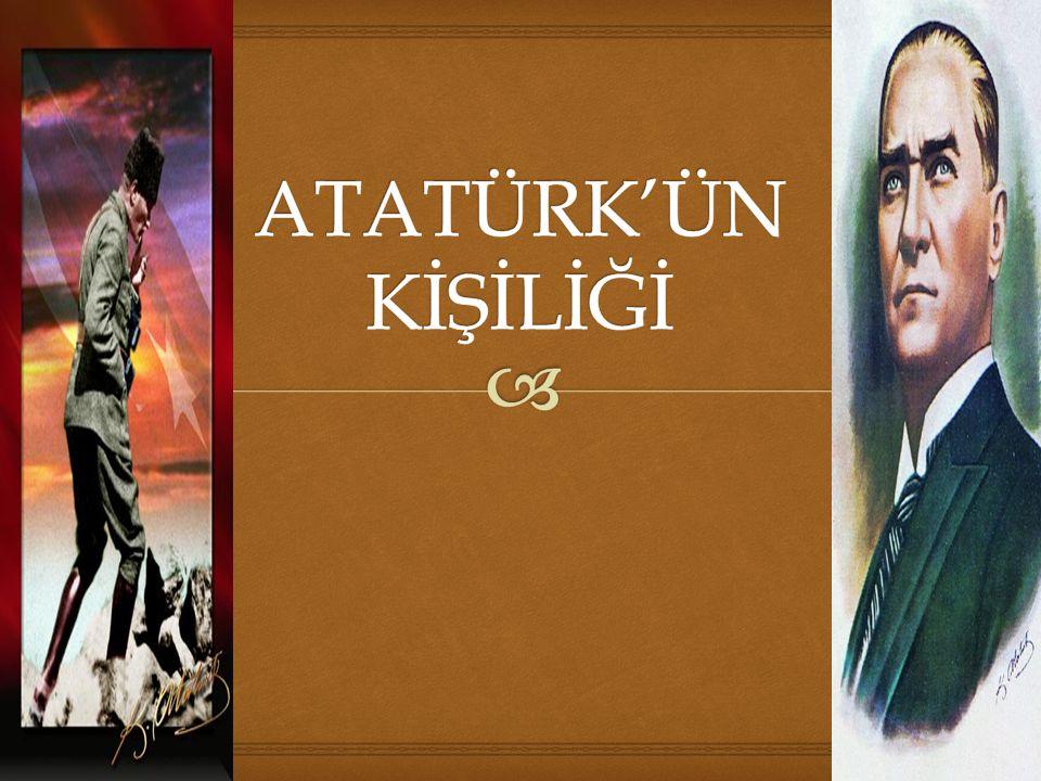   Vatanın her karış toprağı kanlarımızla sulanmadıkça, hiçbir düşman ayağını bastırmayacağız diyen Atatürk vatan savunmasını her şeyin üstünde tutmuştur.