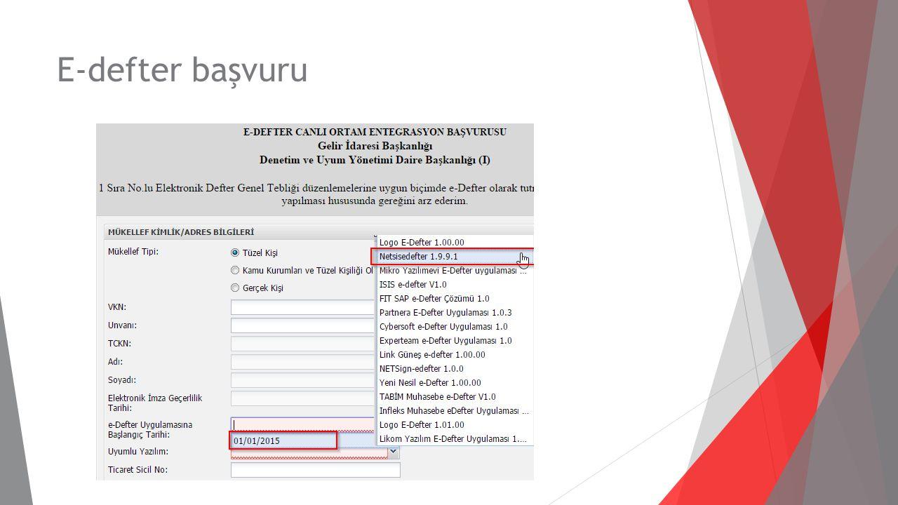 Netsis Gereksinimler  7.0.4 ve üstü Netsis versiyonu  Güncel sso kurulumu  E-defter lisans ( Şirket bazında )  Kamu sertifikasyon merkezinden zaman damgası alınması  Mali mühür
