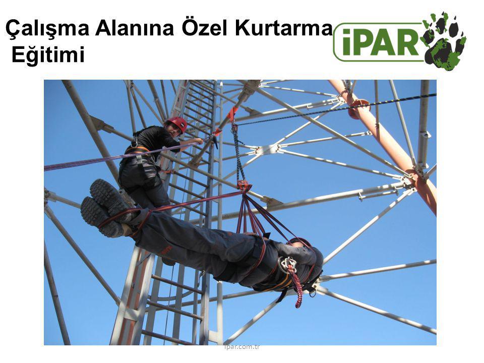 Çalışma Alanına Özel Kurtarma Eğitimi ipar.com.tr