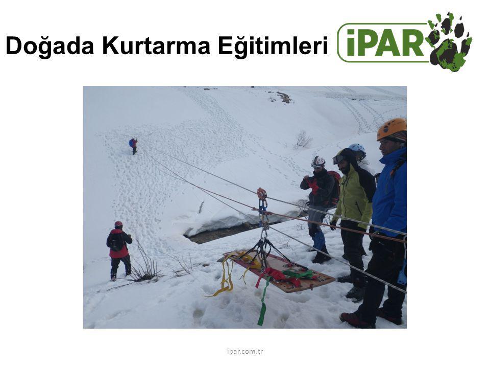 Doğada Kurtarma Eğitimleri ipar.com.tr