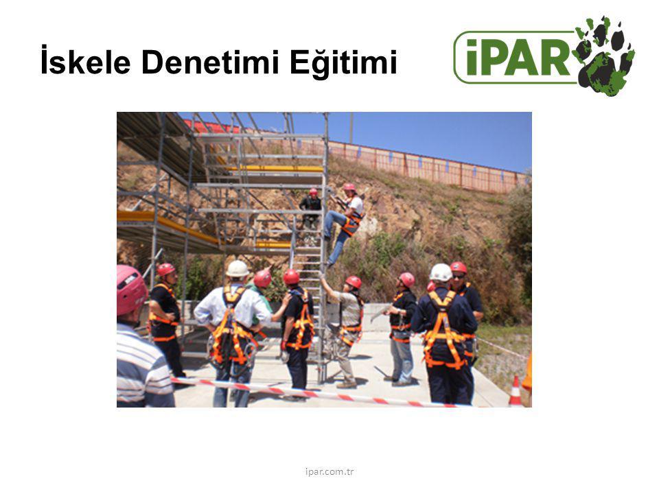 İskele Denetimi Eğitimi ipar.com.tr