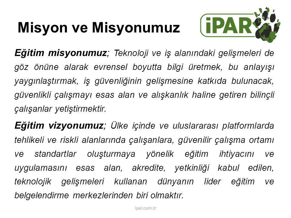 İskele Kurum Söküm Eğitimi ipar.com.tr