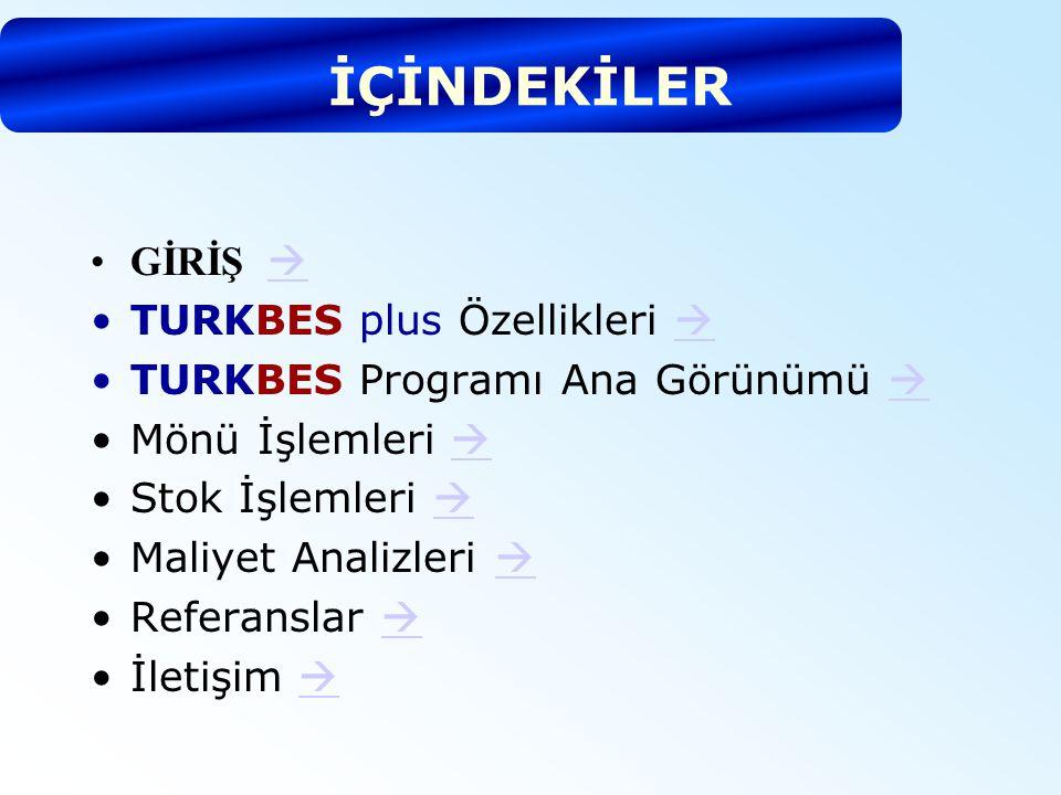 - GİRİŞ - TURKBES, ilk olarak 2002 yılında beslenme üzerine klinik araştırmalar yapma amacıyla Diyetisyenlere Özel olarak Hacettepe Üniversitesi Beslenme ve Diyetetik Bölümünün de katkılarıyla ortaya çıkarıldı.