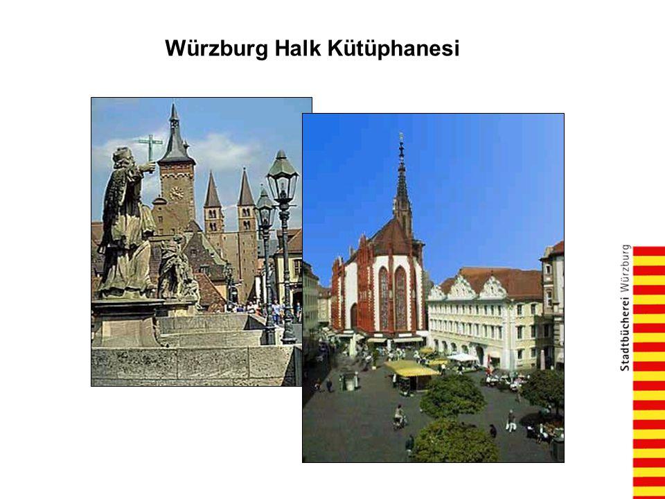 Würzburg Halk Kütüphanesi