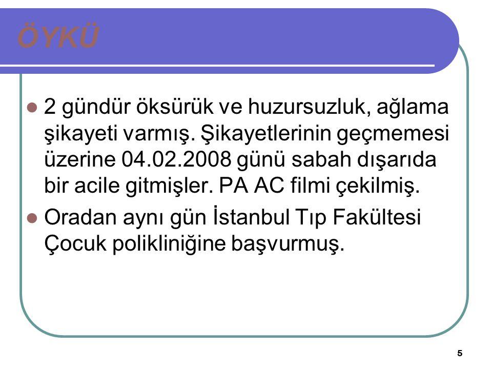 26 HANGİ YABANCI CİSİMLER.