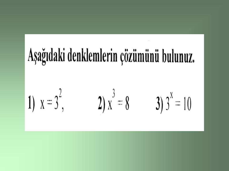 Logaritmayı 16.yy da Jonh Napier isimli iskoç matematikçi bulmuştur.