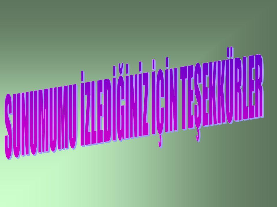 Kaynaklar »p://.www.aof.anadolu.edu.tr/kitap »http://.www.istanbul.gov.tr./? htt »http://www.sorubankasi.gen.tr »www.logaritma.com.tr/ »egitek.meb.gov