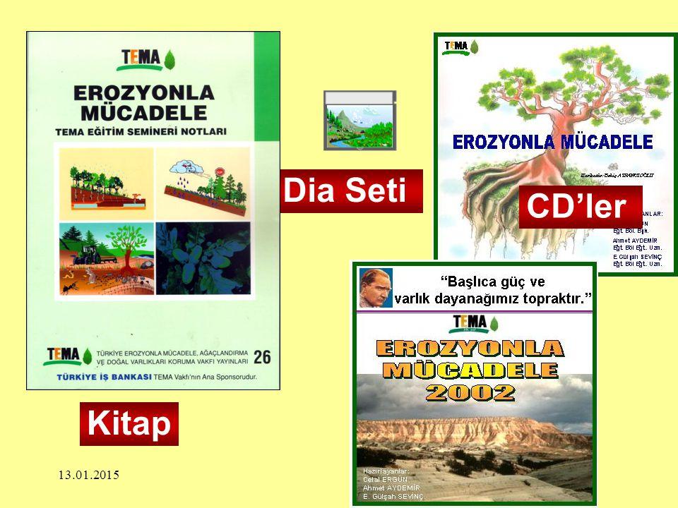13.01.2015 Dia Seti Kitap CD'ler
