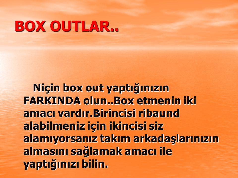 BOX OUTLAR..