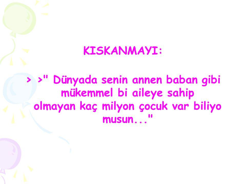KISKANMAYI: > >