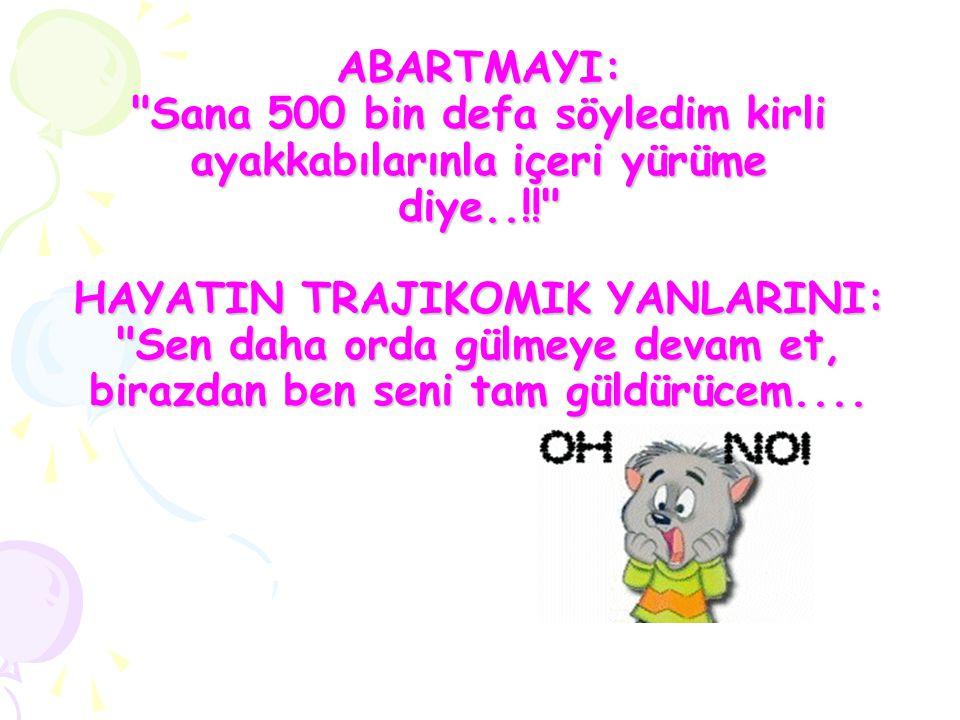 ABARTMAYI: