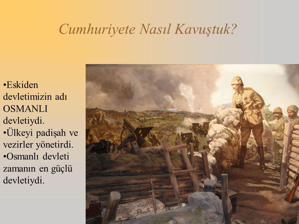 Atatürk, kurmuş olduğu genç Türk Devletinin yapısını 29 Ekim 1923 tarihinde cumhuriyetin temelleri üzerine oturturken, en kısa zaman da bunun gereği olan demokrasiye geçileceğini öngörüyordu.