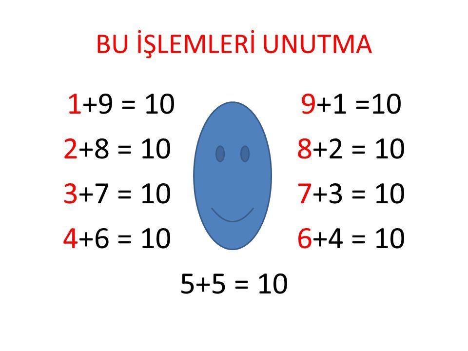 13 8 - 10 3 Önce 10 dan 8 çıkarılır 10 – 8 = 2 2 ile 3toplanır 2 + 3 = 5 13 – 8 = 5